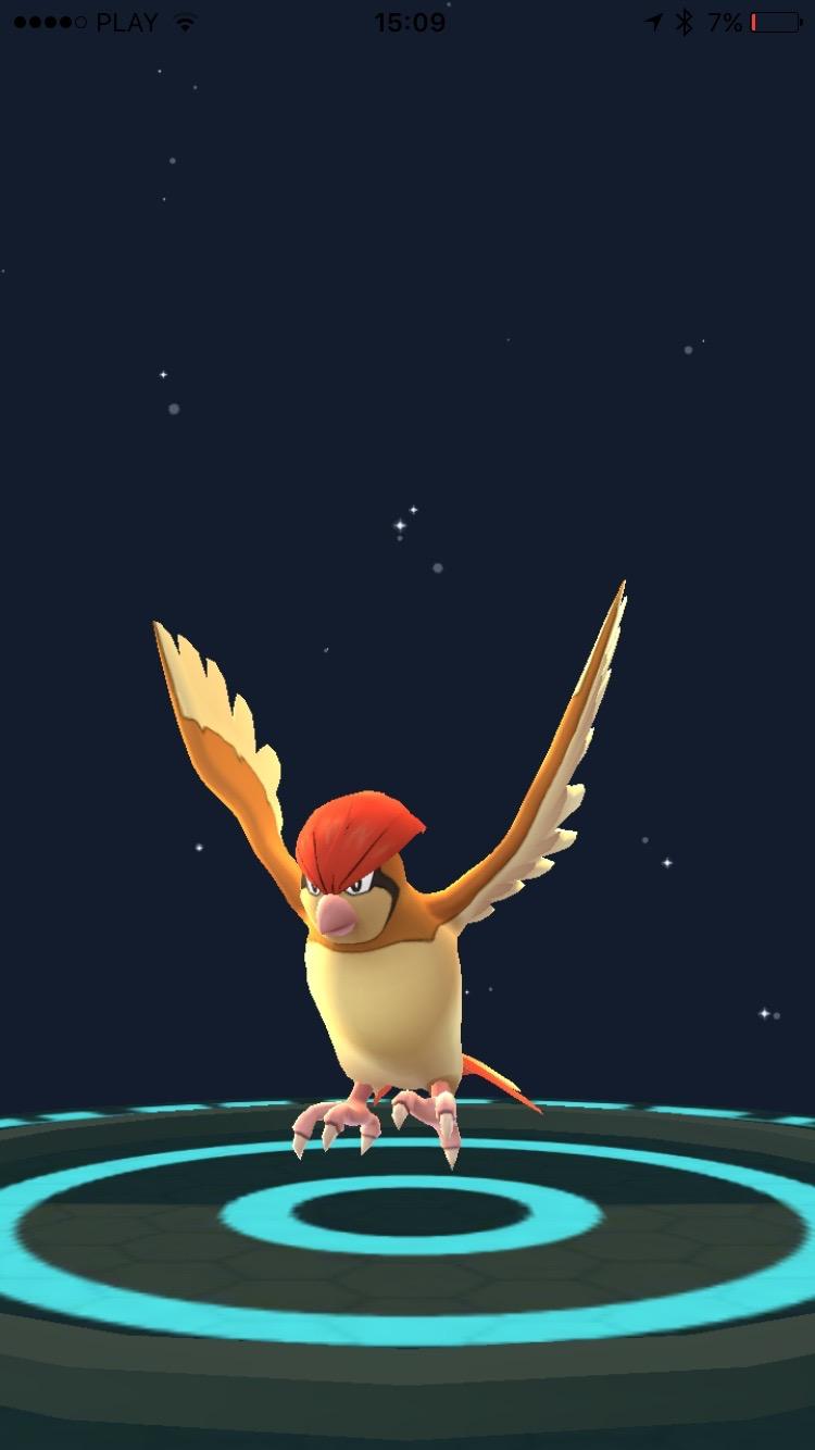 Pokemon Go - ewolucja Pokemona