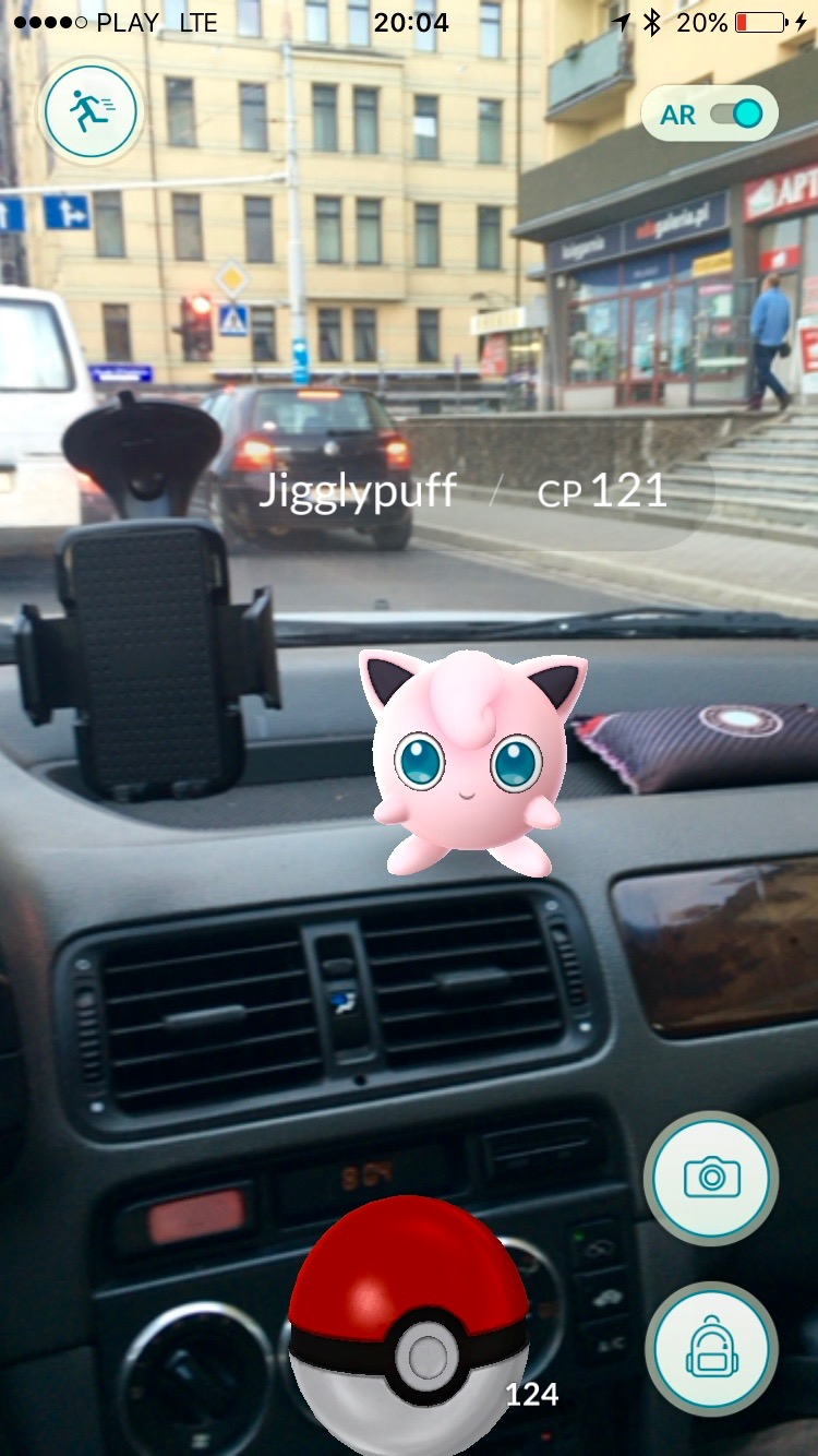 Pokemon Go - Jigglypuff
