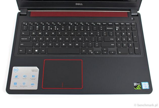 Dell Inspiron 7559 klawiatura