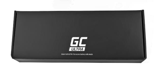 Opakowanie baterii Green Cell Ultra