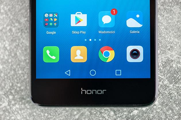 Honor 7 Lite - ekran