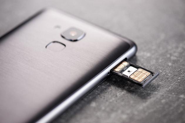 Honor 7 Lite - dual SIM