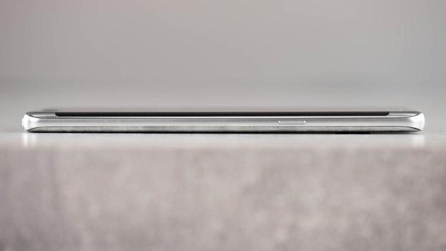 Samsung Galaxy Note 7 - prawy bok