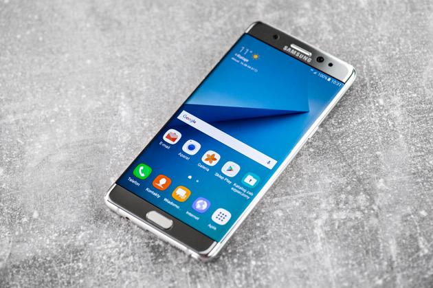 Samsung Galaxy Note 7 - test i recenzja