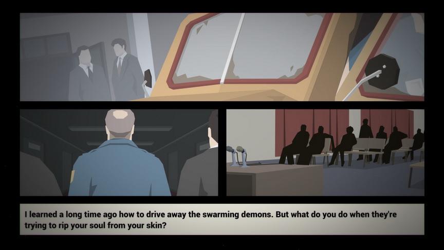 This is the Police - komiksowe obrazki