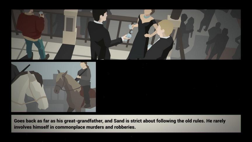 This is the Police - przygodówka w przerywnikach filmowych