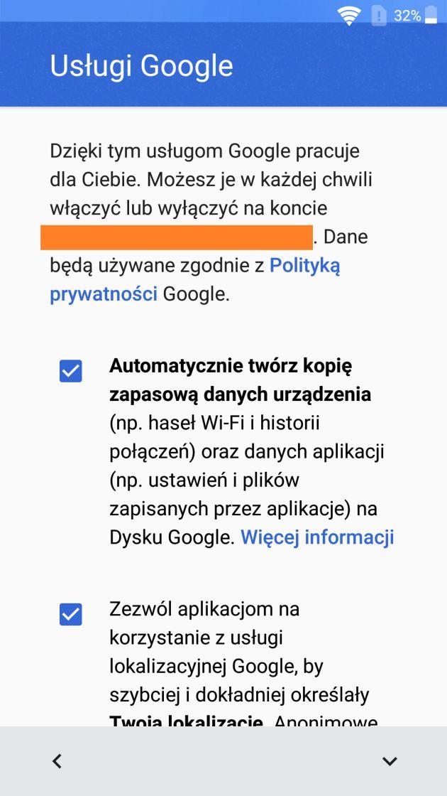 pierwsze logowanie google 2