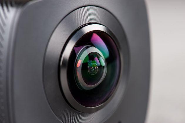 Goclever Extreme 360 obiektyw