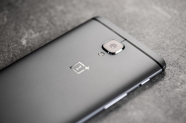 OnePlus 3 - aluminiowa obudowa