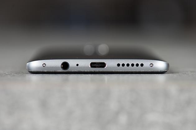 OnePlus 3 - dół