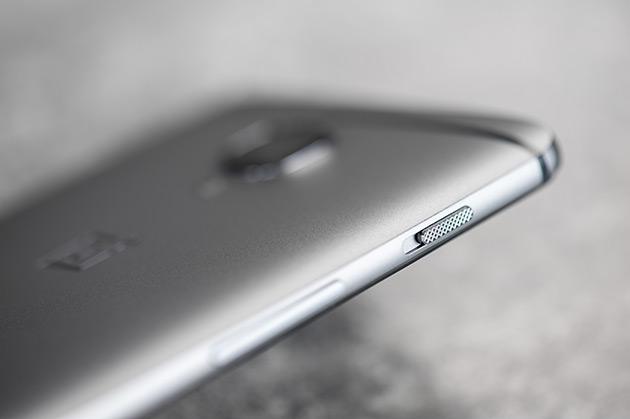 OnePlus 3 - suwak - wyciszanie powiadomień