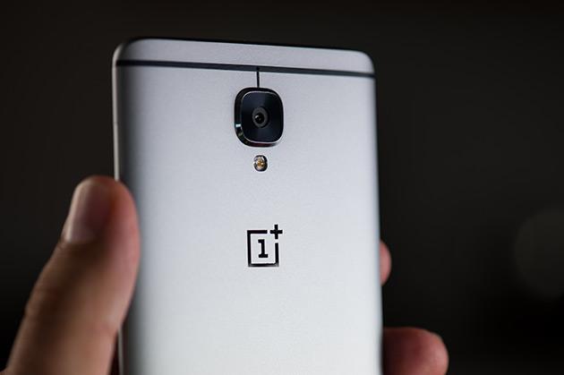 OnePlus 3 - tył