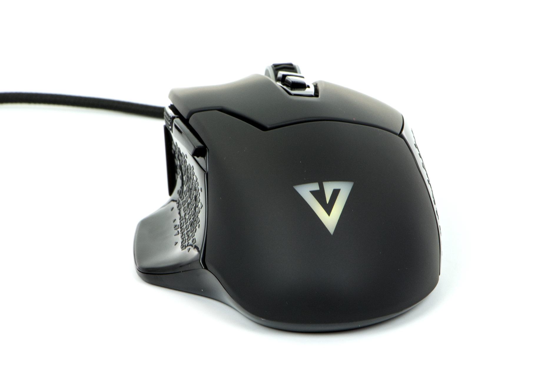 Modecom Volcano MC-GMX4 - podświetlane logo