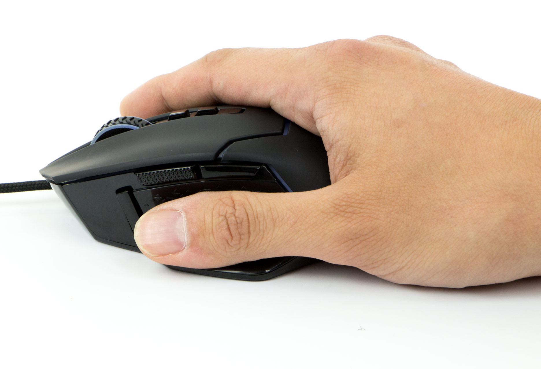 Modecom Volcano MC-GMX4 - w dłoni