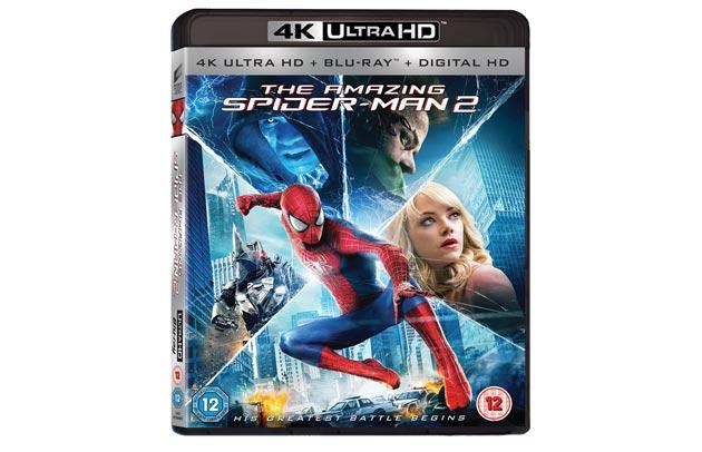 płyty 4K z Sony Pictures