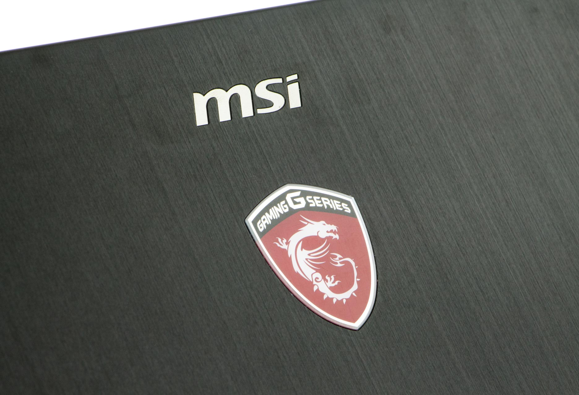 MSI GS63VR 6RF-012PL logo