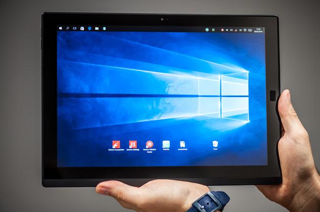 Lenovo ThinkPad X1 Tablet - wyświetlacz