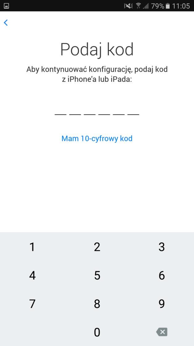 kod Android