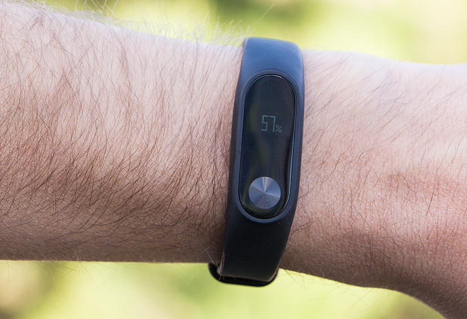Smartband na Komunię - Xiaomi Mi Band 2