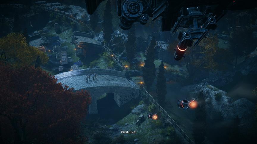 Gears of War 4 - lecą bomby