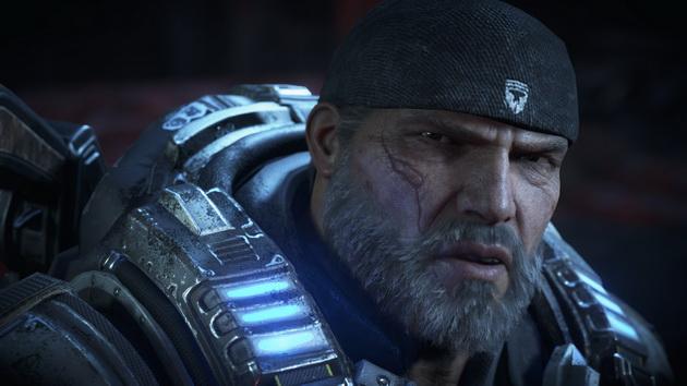 Gears of War 4 - Marcus Fenix