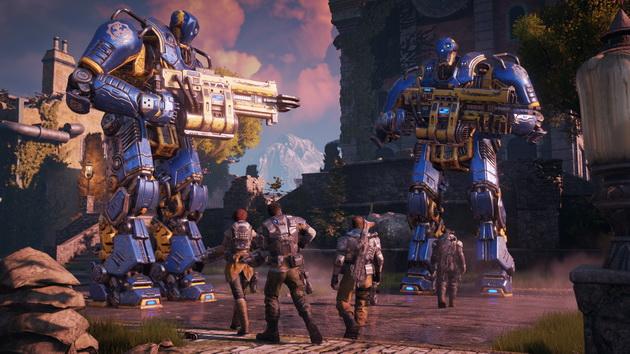 Gears of War 4 - nowa ekipa