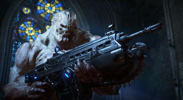 Gears of War 4 - nowe zagrożenie
