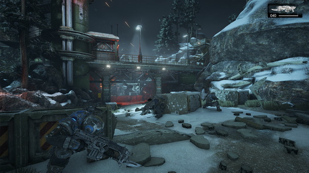 Gears of War 4 - początkowa akcja