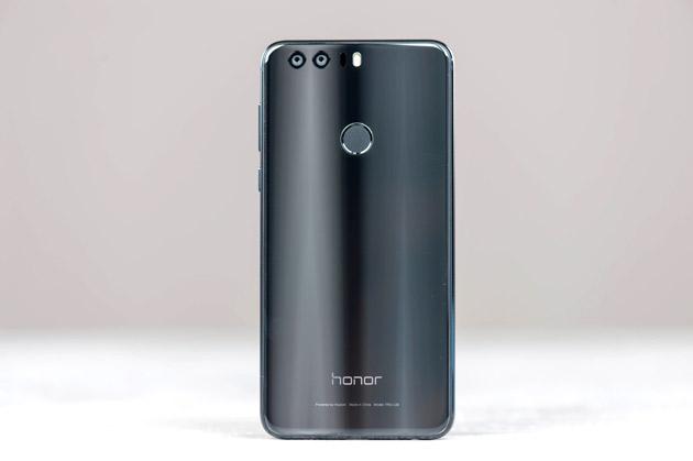 Honor 8 - tył