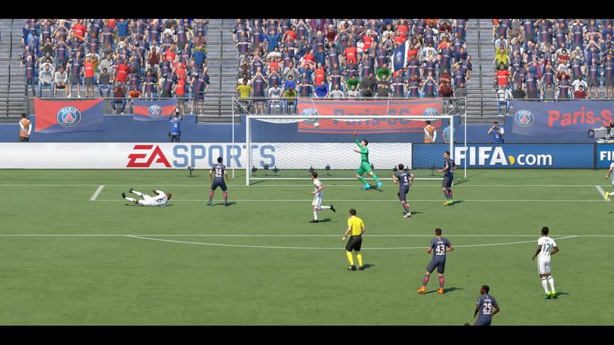 FIFA 17 - Goool