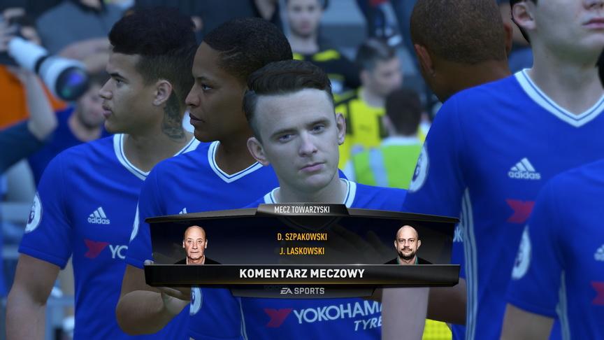 FIFA 17 - polscy komentatorzy