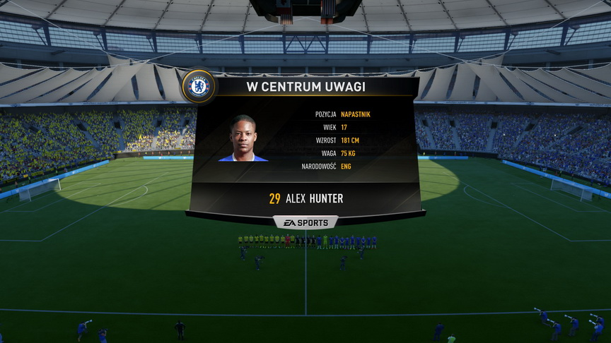FIFA 17 - w centrum uwagi