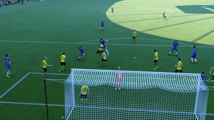 FIFA 17 - emocje podbramkowe