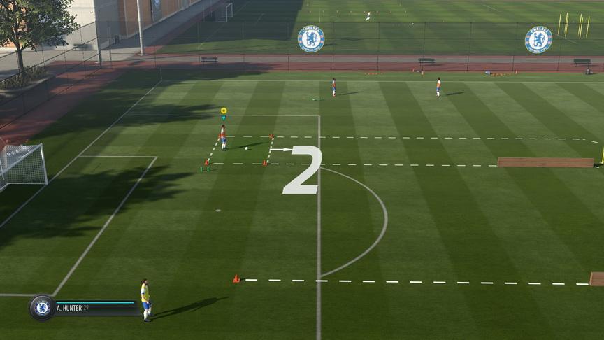 FIFA 17 - testy zręcznościowe