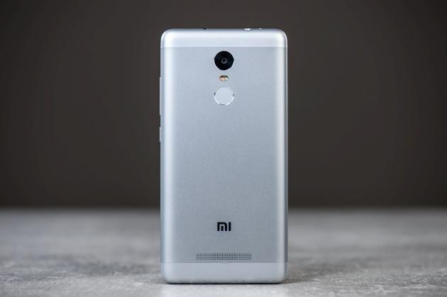 Xiaomi Redmi Note 3 tył