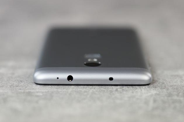 Xiaomi Redmi Note 3 górna krawędź