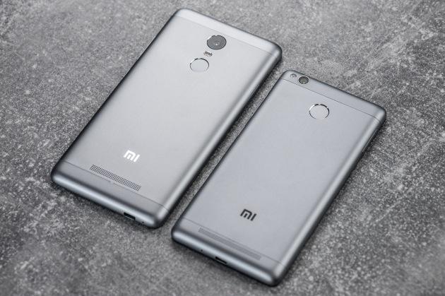 Xiaomi Redmi Note 3 vs redmi 3s