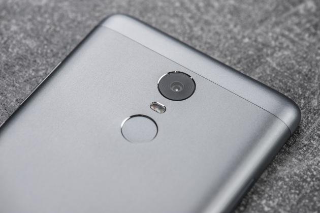 Xiaomi Redmi Note 3 czytnik linii papilarnych