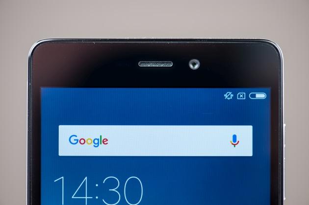 Xiaomi Redmi 3S głośnik do rozmów