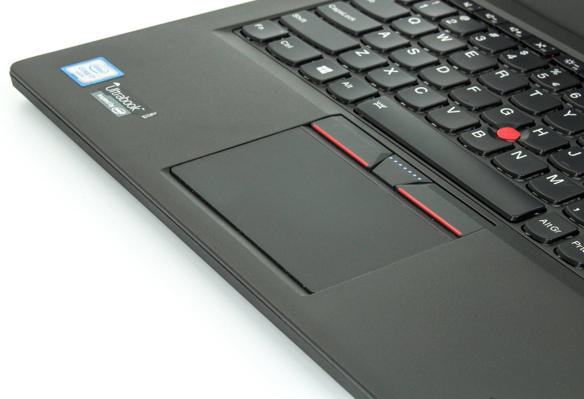 Lenovo ThinkPad X260 touchpad