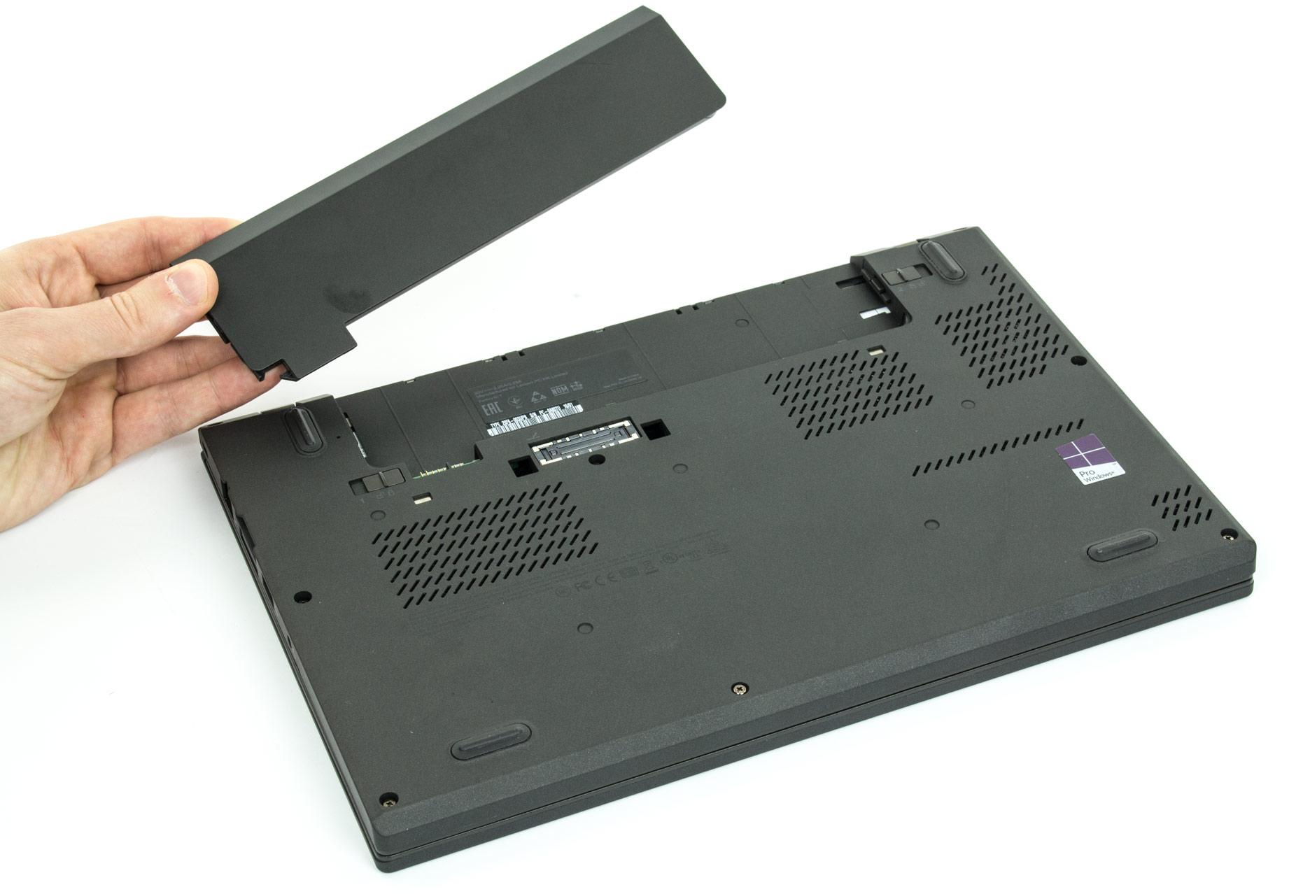Lenovo ThinkPad X260 dodatkowy akumulator