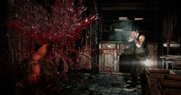 The Evil Within na Halloween