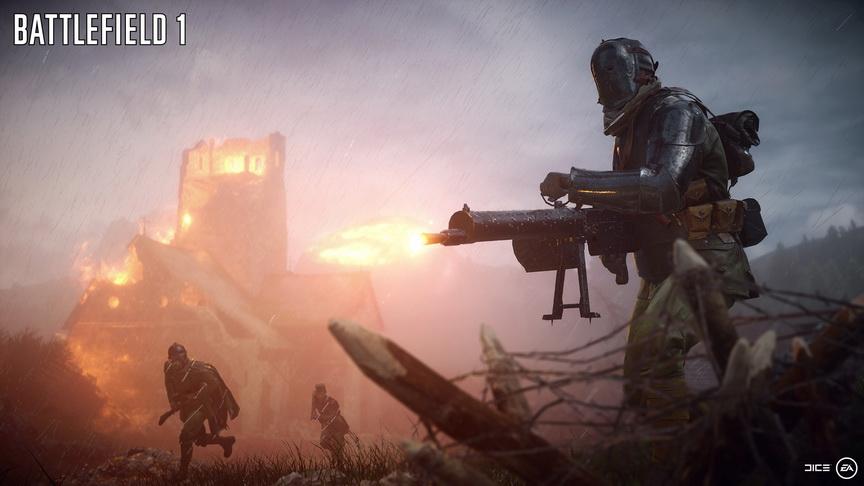 Realizm w Battlefield 1 - pancerz