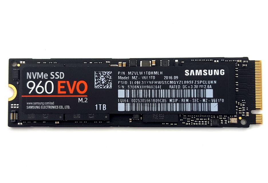 Samsung SSD 960 EVO 1 TB dysk SSD