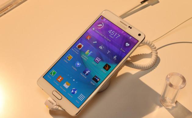Galaxy Note 4 smartfon sprzedaż polska dwie wersje