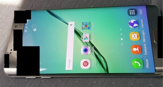 Galaxy S6 Note zdjęcie przeciek