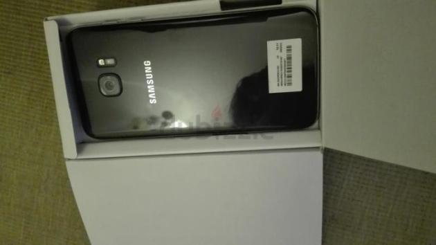 Galaxy S7 Edge tył przeciek