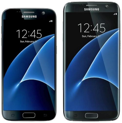 Galaxy S7 smartfon wygląd przeciek