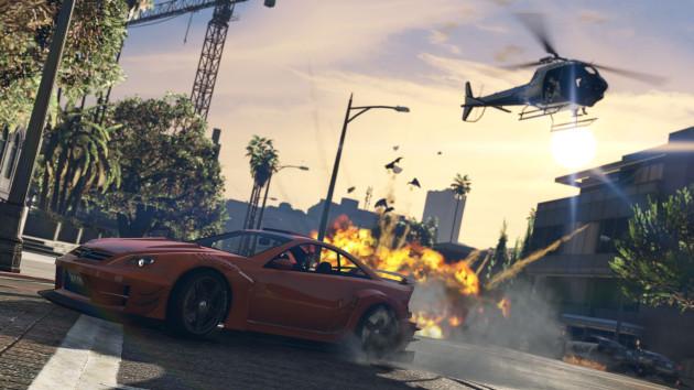GTA 5 gra
