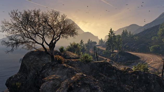 GTA V gra PC grafika